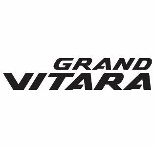 Suzuki Grand Vitara Logo Vector
