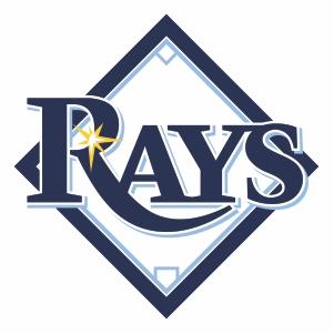 Tampa Rays Logo Cut