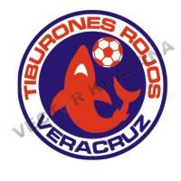 Tiburones Rojos De Veracruz Logo Vector