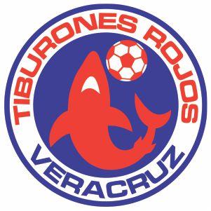 Tiburones Rojos Veracruz Logo Svg
