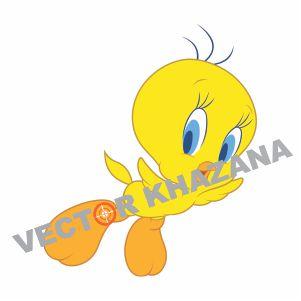 Tweety Logos Vector
