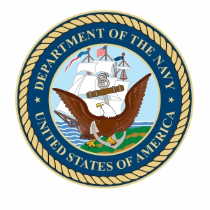 US Department Of The Navy Vector