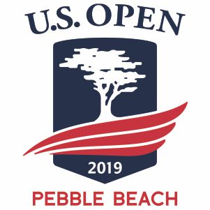 2019 US Open Championship Logo Svg