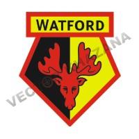 Watford FC Logo Vector