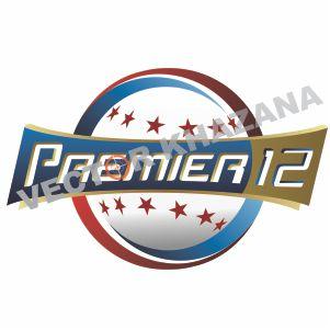 WBSC Premier 12 Logo Vector