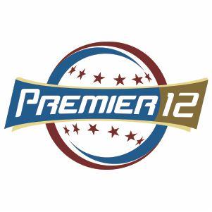 WBSC Premier 12 Logo Svg