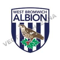 West Bromwich Albion Logo Vector
