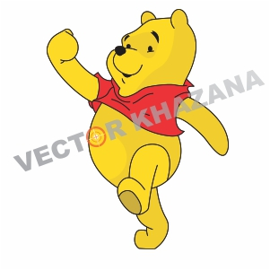 Winnie Pooh Logo Vector Download