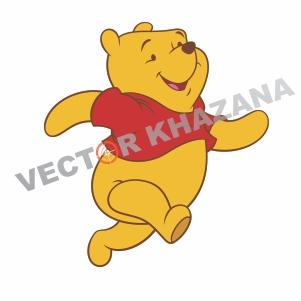 Pooh Logo Vector Download