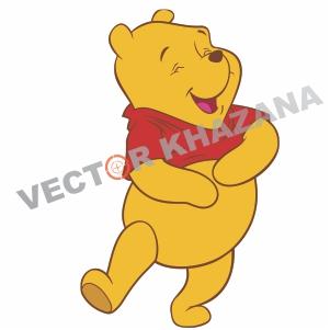 Pooh Logo Vector