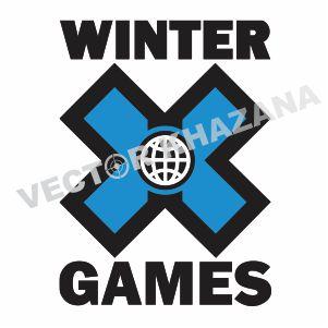 Winter X Games Logo Vector