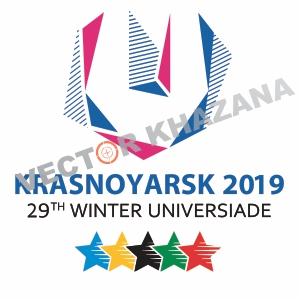2019 Winter Universiade Logo Vector