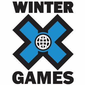 Winter X Games Logo Svg