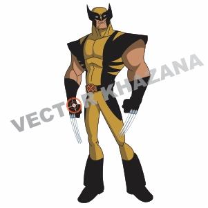 Wolverine Logo Vector