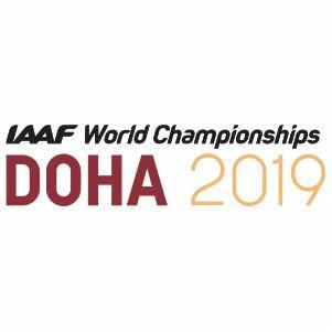 2019 IAAF World Championships Svg