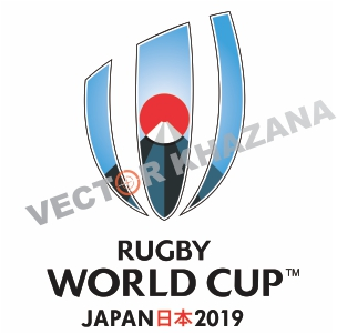 Rugby World Cup Japan 2019 Logo Vector