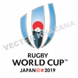 Rugby World Cup 2019 Logo Vector