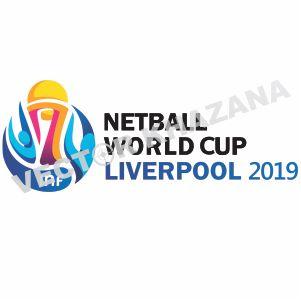 World Cup Netball Logo Vector