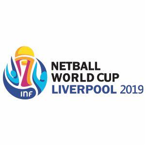World Cup Netball Logo Svg