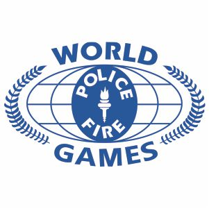 World Police And Fire Games Logo Svg