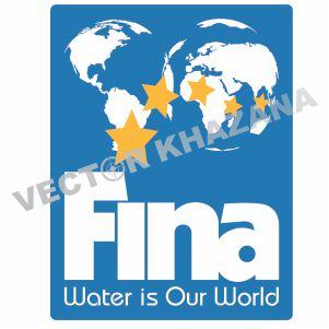 Fina Logo Vector