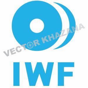 International Weightlifting Federation Logo Vector