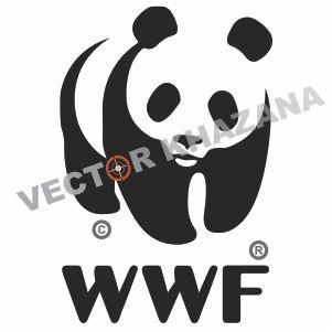 WWF Panda Logo Vector
