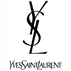 Yves Saint Laurent logo svg